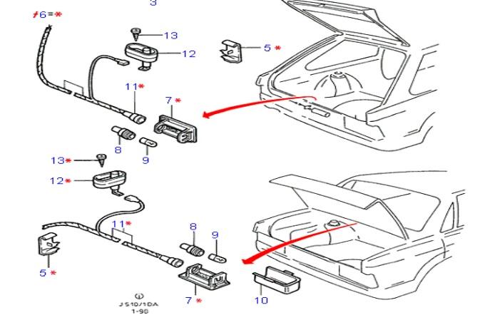 Ford Escort Club Nederland • Toon onderwerp - kofferbak verlichting ...